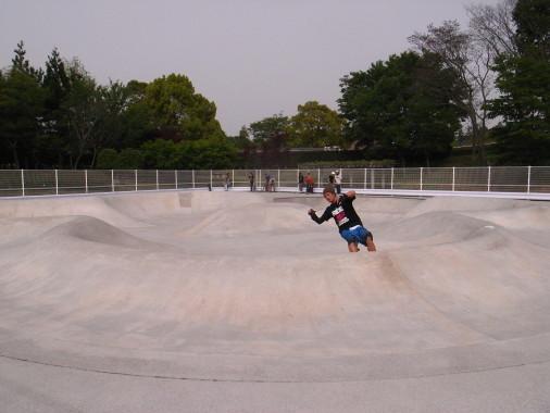 野田スケートパーク