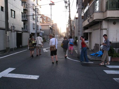 SAYONARA TOKYO PAINTING