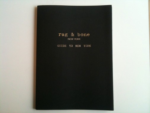 RAG & BONE ISETAN POP-UP SHOP