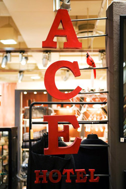 ACE HOTEL_Pop-up Shop